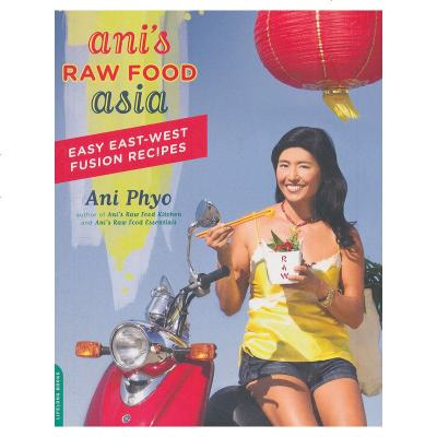 1001Ani'sRawFoodAsia(ISBN=9780738214573)英文原版