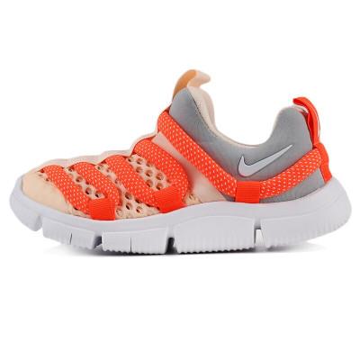 Nike耐克童鞋新款兒童運動鞋男女童跑步鞋中小童毛毛蟲復刻鞋AA7216-001 D