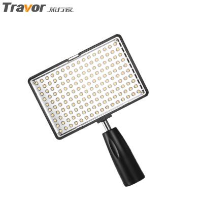 旅行家led攝影燈 人像補光燈雙色溫 機頂燈 小型便攜燈 TL-160S