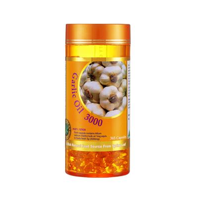 澳洲原裝進口SpringLeaf綠芙大蒜精膠囊3000mg*365粒大蒜提取物大蒜精華腸溶無嗅膳食營養補充劑
