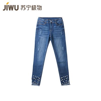 JIWU брэндийн jeans-н өмд цэнхэр 28