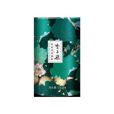 李子柒 桂花坚果藕粉3分钟美食 大粒坚果高颜值营养代餐