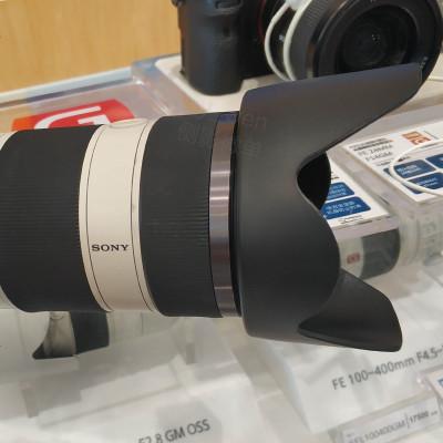定金NY索尼70-200 F4G遮光罩卡口SEL70200G遮陽罩替代原裝ALC-SH133 定制