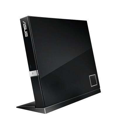 華碩(ASUS)SBW-06D2X-U USB外置纖薄藍光刻錄機 支持蘋果MAC 外置藍光刻錄光驅
