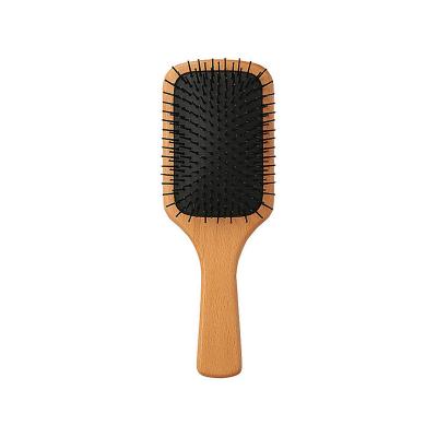 无印良品头皮护理梳 木质 梳子 美妆工具