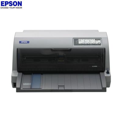 爱普生(EPSON) LQ-690K 106 列平推针式打印机