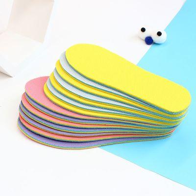 雪千寻儿童鞋垫休闲鞋运动鞋垫子镂空四季款两面可穿可裁剪透气鞋垫