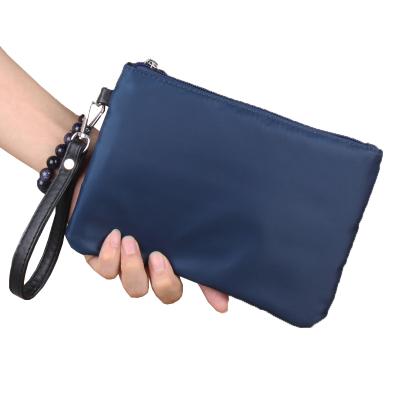手拿包休閑手包手機零錢包橫款尼龍牛津布手包輕便手拿小包H3010