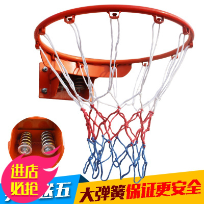 籃球框成人壁掛式籃球架兒童戶外籃筐室外青少年訓練家用室內籃圈