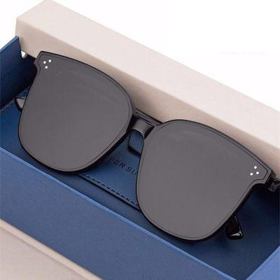 【廠家直營】GM偏光太陽鏡女防紫外線韓版潮墨鏡男士V牌網紅眼鏡ins2020新款邁詩蒙