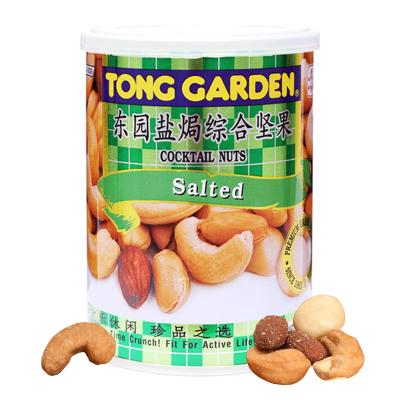 东园(Tong Garden) 盐焗综合坚果 150克 泰国原装进口坚果零食