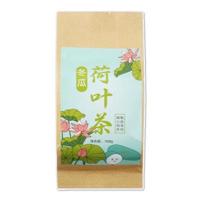 冬瓜荷葉茶玫瑰花刮油去脂瘦排宿便肚子決明子去油養生茶