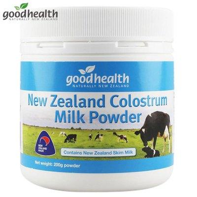 【买4送1】goodhealth好健康 新西兰牛初乳奶粉 含牛初乳粉 儿童成人中老年调制乳粉 200g/1罐