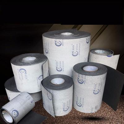 石墨布潤滑帶砂光機拉絲砂帶機耐磨 耐高溫石墨墊壓板 寬250MM/米