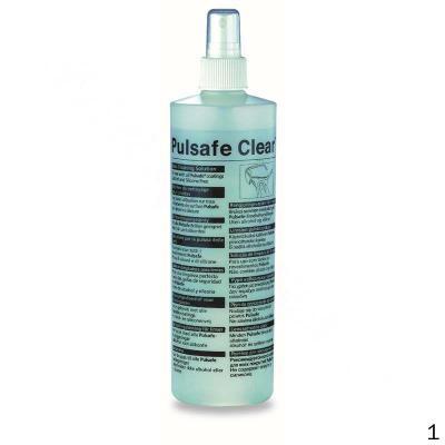 霍尼韋爾 Honeywell 1011378 Pulsafe防霧產品用清潔液噴劑(500毫升) 500毫升