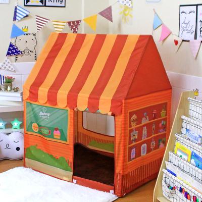 兒童帳篷室內男孩女孩玩具游戲屋分床神器寶寶家用公主小房子城堡