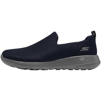 【自營】Skechers斯凱奇男鞋健步鞋一腳套懶人減震運動鞋54600.
