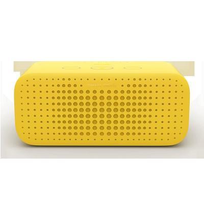 天貓精靈 方糖R智能音箱 無線藍牙音響音箱 語音助手 送禮甄選 黃色