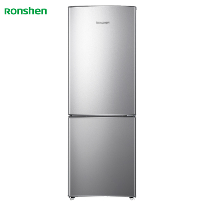容聲(Ronshen)BCD-172D11D 172升 雙門冰箱 靜音節能 家用實用 一鍵速凍 小型兩門電冰箱實用冰箱