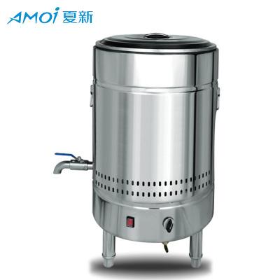 夏新煮面機商用電熱平底煮面爐燃氣節能下面機湯面爐多功能煲湯保溫桶電熱款50型號90L