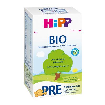 6盒裝|喜寶有機嬰幼兒配方奶粉 HiPP BIO PRE