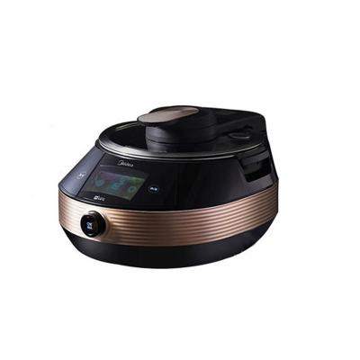 美的PY18-X1S炒菜机IH加热全自动智能炒菜机器人家用多用途锅炒菜锅烧菜锅wifi智能控制