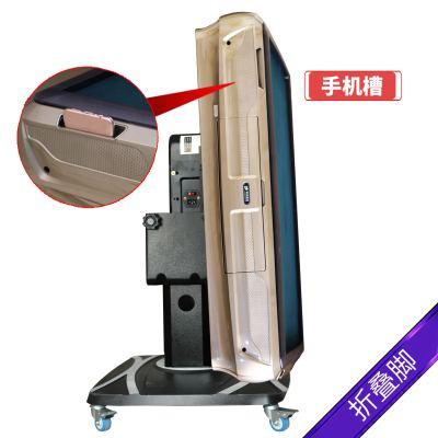 雀馳折疊全自動麻將機 靜音四口全自動麻將機家用餐桌兩用麻將桌 USB手機充電
