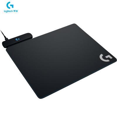 【羅技旗艦店】羅技(Logitech)G PowerPlay充電鼠標墊無線充電底座系統RGB兼容G703/G903