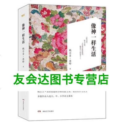 正版 【成新】像神一样生活鲍尔吉原野湖南文艺出版社9787540468149放心购买