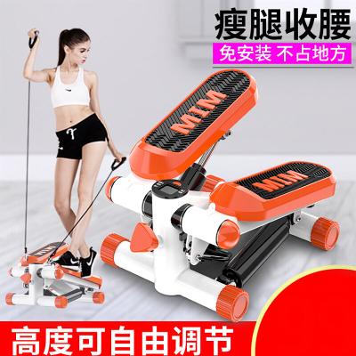 苏宁放心购踏步机家用静音机小型运动健身器材多功能踩踏登山脚踏机聚兴新款