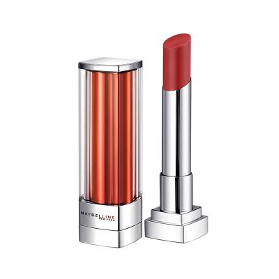美宝莲(Maybelline)绝色持久唇膏 纵情耀系列 SOR13 3g 保湿;显色;丰唇; 红色系 口红