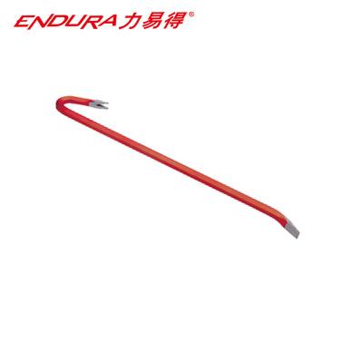力易得(ENDURA) 兩用撬棒 起釘撬桿工具 20x750mm E9448