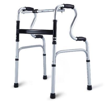 高博士(GAO BO SHI)助步器助行拐杖四脚老人多功能轻便残疾人辅助行走器 普通款