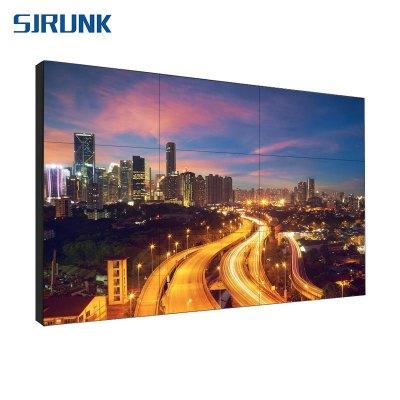 視疆液晶拼接屏安防監控大屏46/49/55英寸高清視頻會議顯示器原裝LG顯示屏 55英寸3.5mm SJ100-55L1