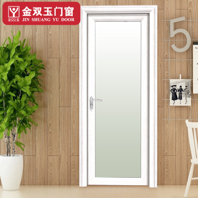 金雙玉 廚房門 鈦鎂合金鋁合金門廚衛門玻璃門廁所門78金弧1.0系列
