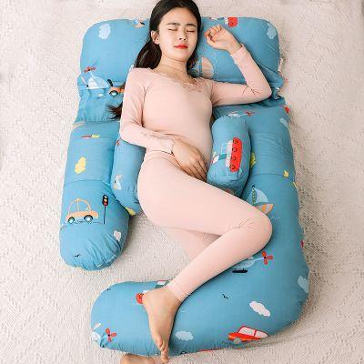 孕婦枕護腰側睡枕頭側臥枕靠枕孕期g型睡枕托腹u枕睡覺神器抱枕