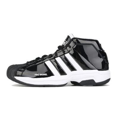阿迪达斯adidas PRO MODEL 2G男子复刻中帮篮球鞋EF9821