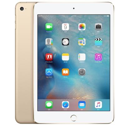 【二手8成新】Apple iPad mini4 WiFi版 7.9英寸 64G 金色 二代A8芯片 蘋果ipad 迷你4