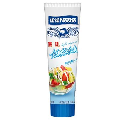 雀巢(Nestle) 鷹嘜低脂煉奶 185g單支裝 煉奶