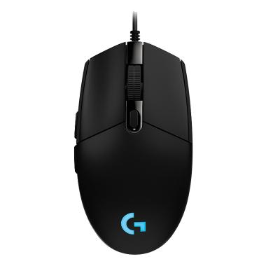 罗技(Logitech)G102 有线电竞游戏机械鼠标吃鸡宏RGB光台式机笔记本通用绝地求生神器APEX 黑色