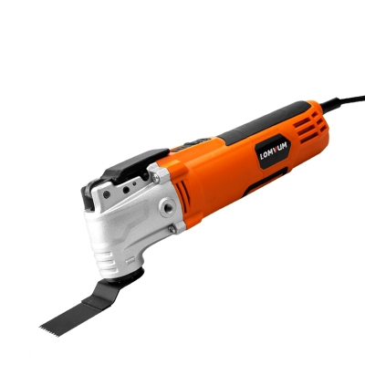 龍韻(LONGYUN)萬用寶多功能修邊機木工電動工具家用裝修開孔開槽電鏟打磨切割機 經濟款木工豪華套餐