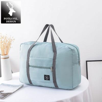 【品牌特卖】旅游出差折叠包手提便携行李箱整理包防水大容量衣物旅行收纳袋女