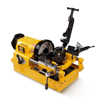 虎王電動套絲機 多功能輕型小型螺紋車絲機 SQ50B1 2寸( 220V)1臺