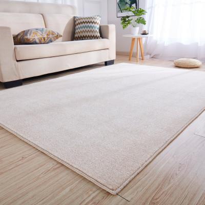 色地毯卧室满铺房间榻榻米 飘窗毯办公室4米宽整张日式短毛