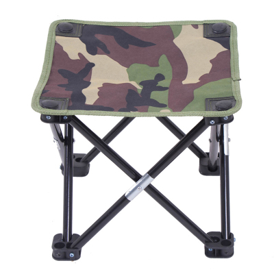 三极户外(Tripolar) TP8809 折叠小凳子户外旅行便携成人军工马扎画画美术钓鱼迷彩折叠椅沙滩