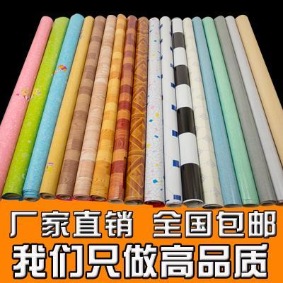 加厚地板革家用PVC地板纸地贴纸防水防滑塑料地毯地板胶耐磨塑胶壹德壹