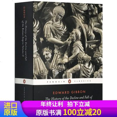The History of the Decline and Fall of the Roman Empire 罗马