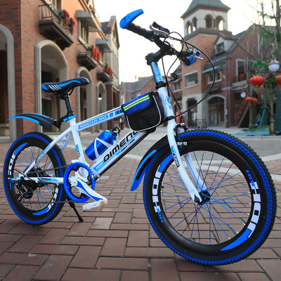 飛鴿同廠兒童自行車男孩變速山地車6-7-8-10歲以上20寸賽車腳踏單車中大童