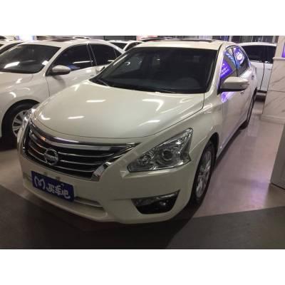 【訂金銷售】2016款 天籟 2.0L XL舒適版 分期購 二手汽車