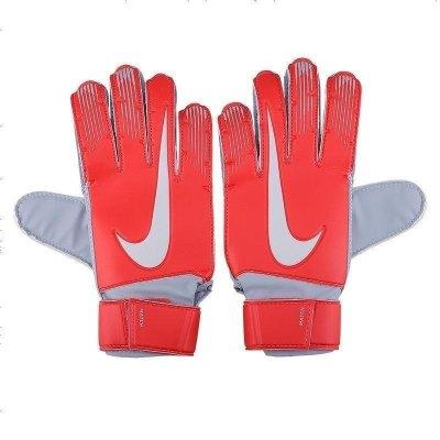 NIKE耐克 足球训练比赛运动常规款成人通用 男 合成革守门员手套 GS3370